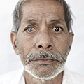 Mr Kozendranath, 68, monohorpur, farmer, first visit