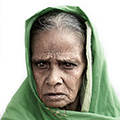 ms_amena, 70 years, Abadpukur, Naogaon, house wife, first visit