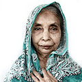 ms_dilzan, 70 years, Bani, Shohor, house wife, eye operation one month ago
